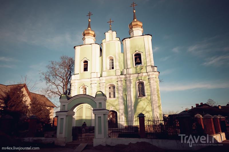 Троицкая церковь в городе Себеж, Россия / Фото из России