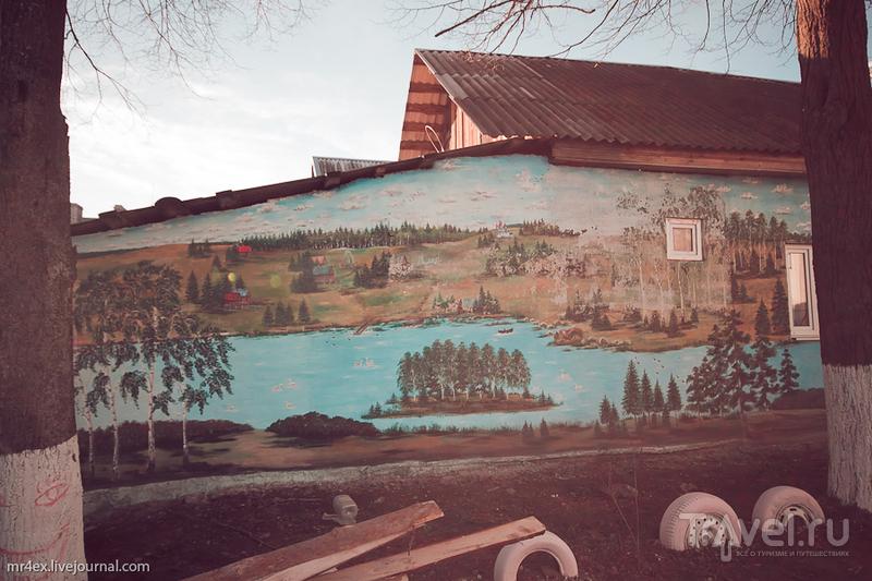 Среди озер есть Себеж / Фото из России