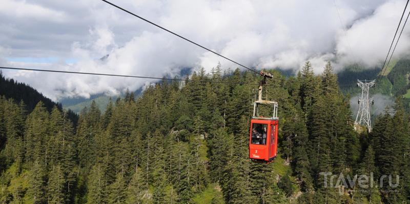 Triftbahn / Швейцария