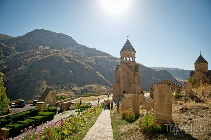 Монастырь. Ереван, Армения / Фото из Армении
