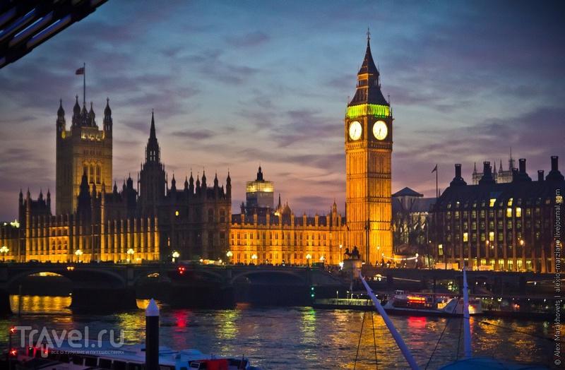 В Лондоне, Великобритания / Фото из Великобритании