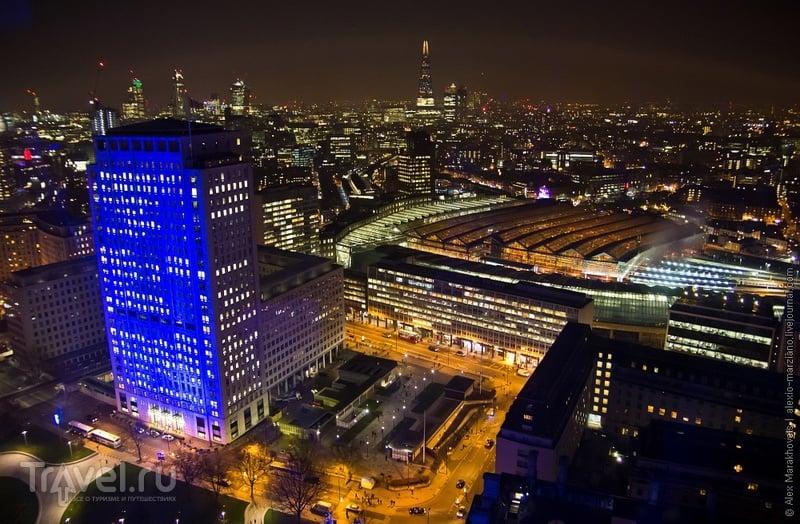 Глаз Лондона / Фото из Великобритании