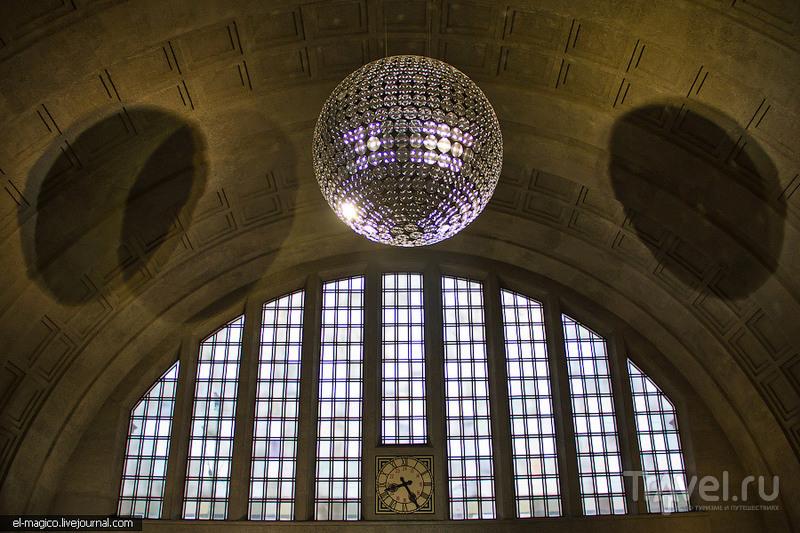 Немецкий вокзал Базеля. Швейцария / Фото из Германии