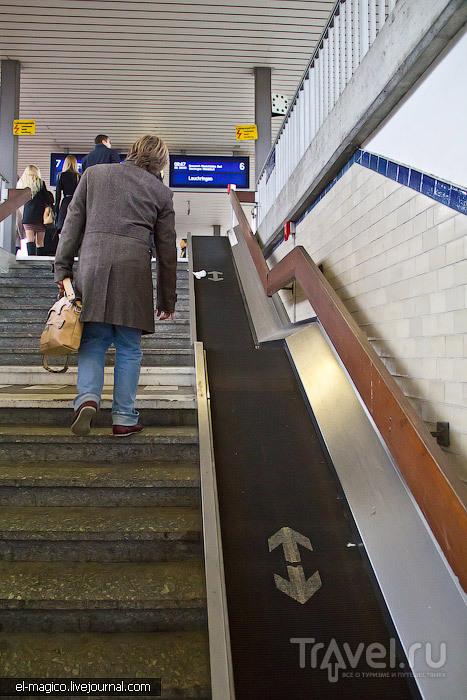 За что мужикам в Германии женщины отрезают галстуки?! Лёррах, Зинген и Констанц / Фото из Германии