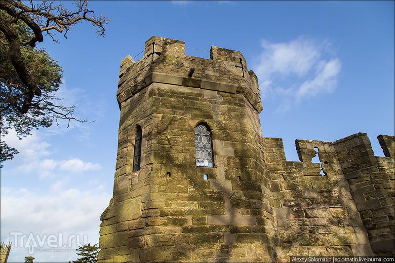 Warwick. Английский замок. Уорик / Фото из Великобритании