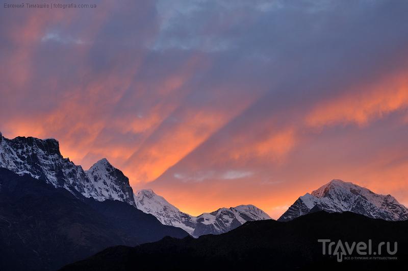 Непал, фотопутешествие к базовому лагерю Эвереста / Фото из Непала
