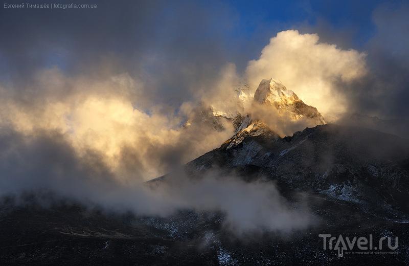 Ама Даблам (6812 м), Непал / Фото из Непала