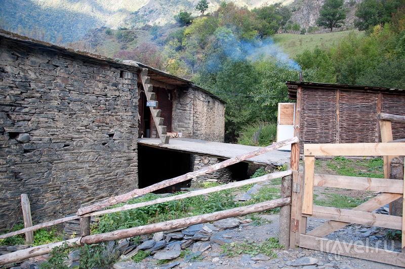 Экспедиция в Грузию. Знакомство с Шатили / Грузия