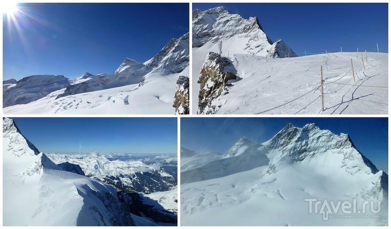 Швейцария. Поездка на Юнгфрауйох / Швейцария