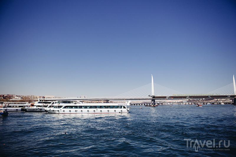 Стамбул - Босфор и Мраморное море / Турция