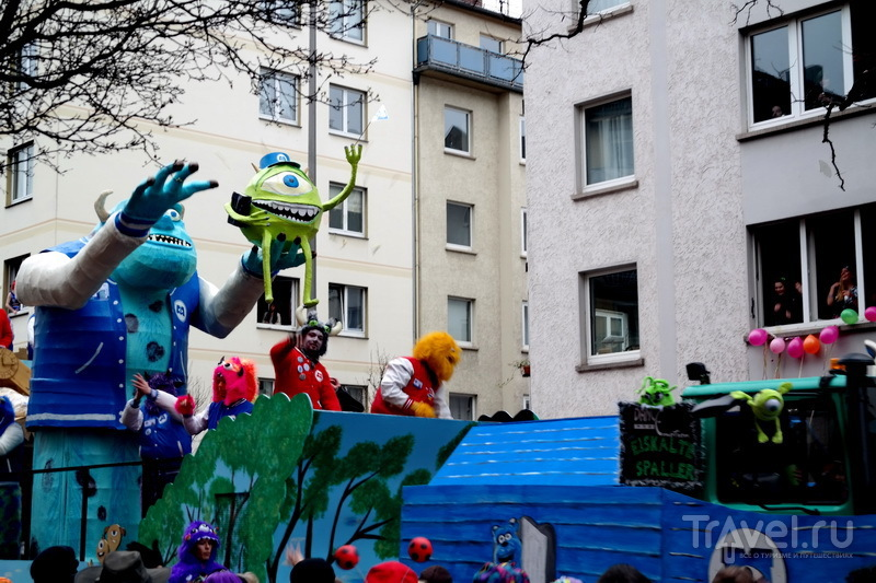 Германия. Майнц. Карнавал / Германия