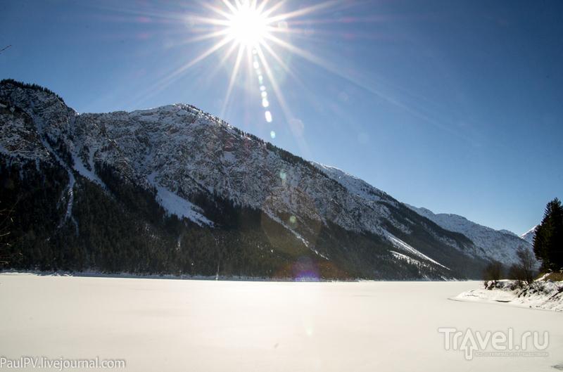 Прогулка по Альпийским дорогам. Бавария, Тироль / Фото из Австрии