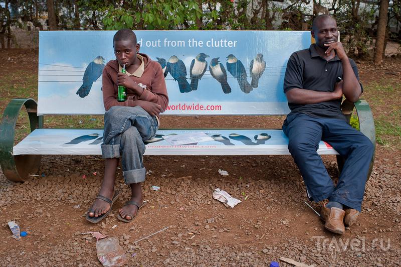 Найроби - хололодная столица жаркой Африки / Кения