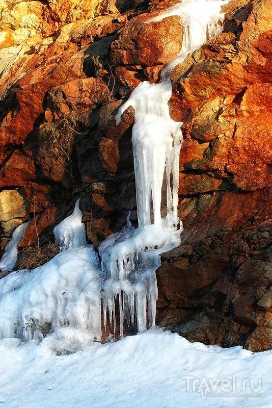Весна в США - Медвежья Гора у семи озер / Фото из США