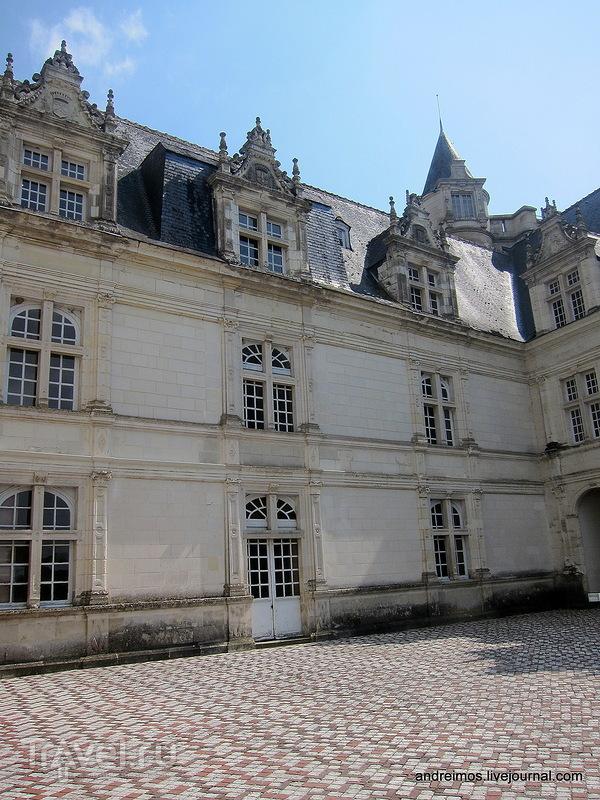 Замок Вилландри (Château de Villandry)  / Фото из Франции