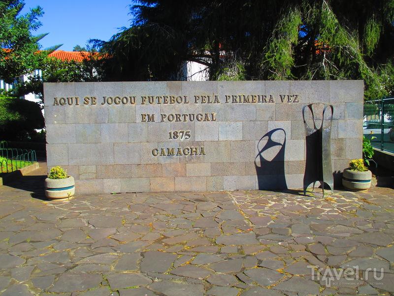 Мадейра. Прогулка по Леваде дош Торнош / Португалия