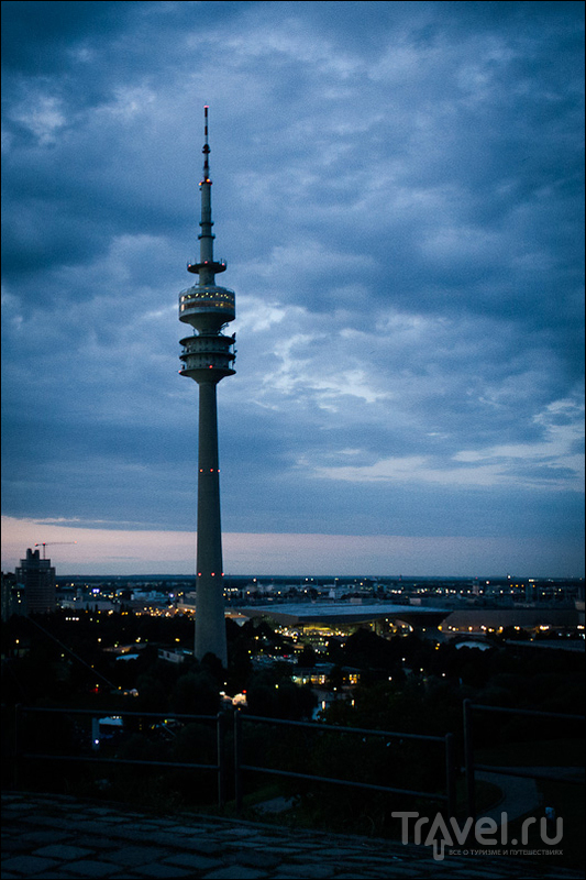Мюнхен чем-то похож на Москву / Германия