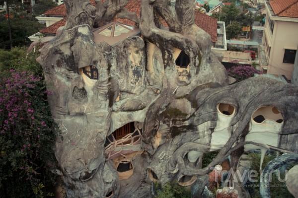 Сумасшедший дом Hang Nga Guesthouse во Вьетнаме / Вьетнам
