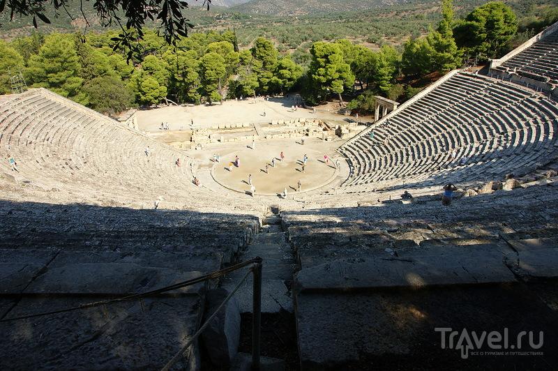Эпидавр, Пелопоннес, Греция / Греция