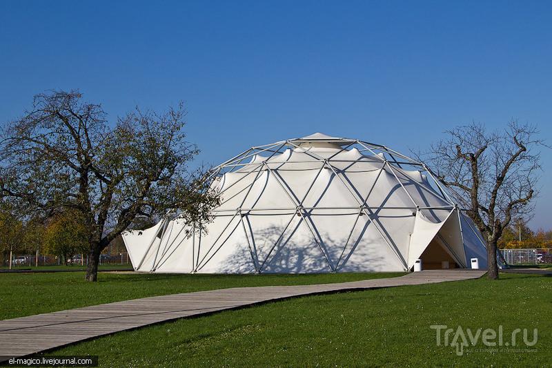 Королевство современного дизайна - кампус Vitra. Германия / Фото из Германии