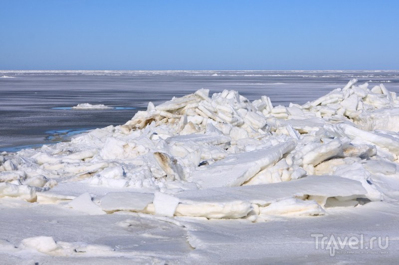Белое море. Пробуждение / Россия