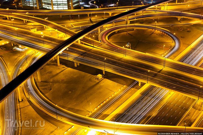 Высотный Дубай. ОАЭ / Фото из ОАЭ