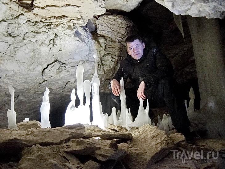 Поездка в Пинегу: олени и пещеры / Россия