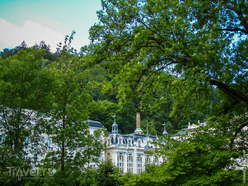 Карловы Вары: курорт в чешской Богемии / Фото из Чехии