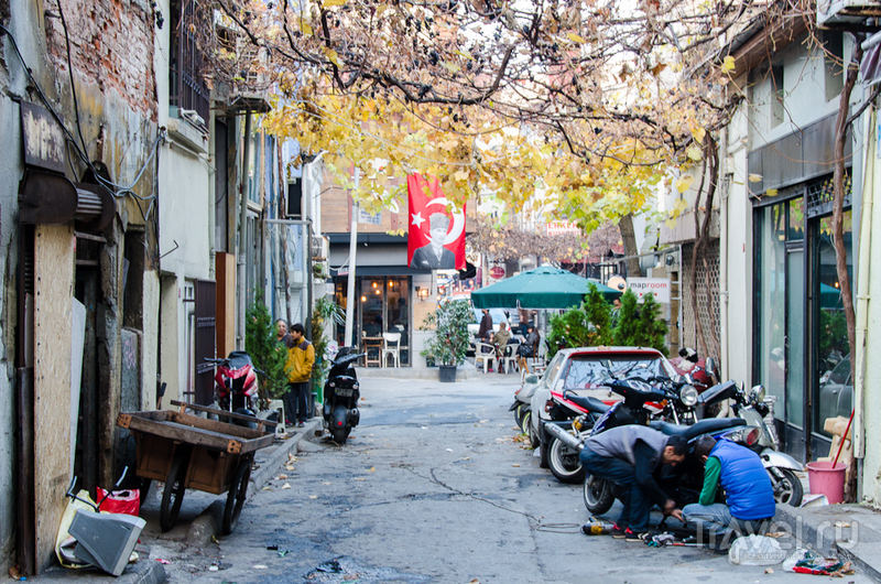 Стамбул: обратная сторона медали / Турция