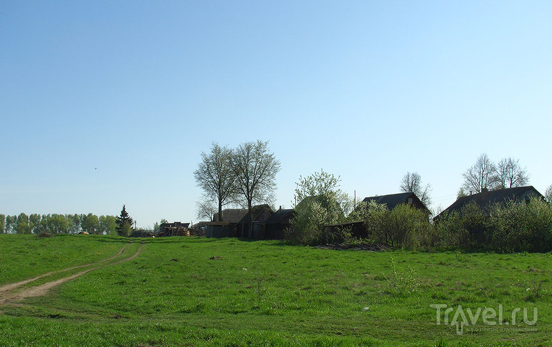 Деревня на Смоленщине / Россия