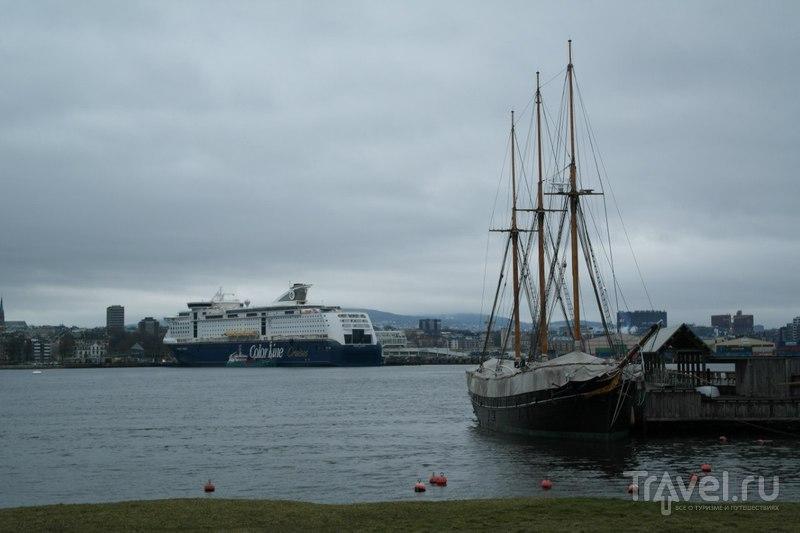 Осло, Норвегия - Что еще есть на полуострове Бюгдё / Норвегия