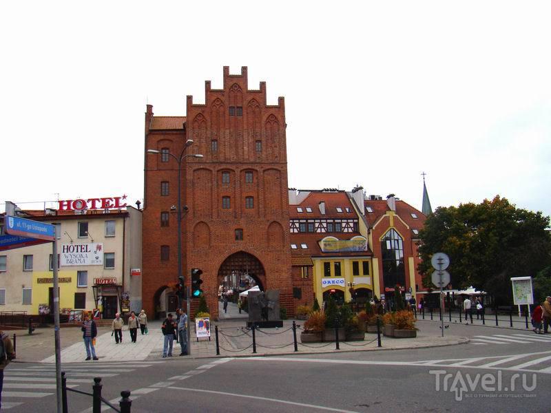 Один день в Ольштыне / Польша