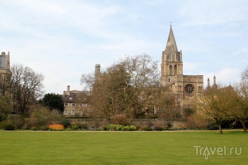 Оксфорд, Великобритания / Фото из Великобритании