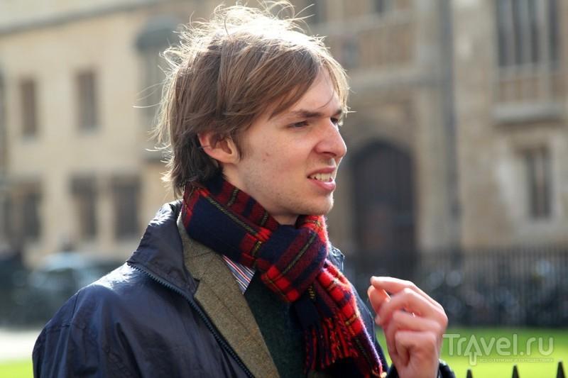 Такой чудесный Оксфорд / Фото из Великобритании