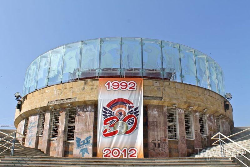 Степанакерт. Столица Нагорного Карабаха / Армения