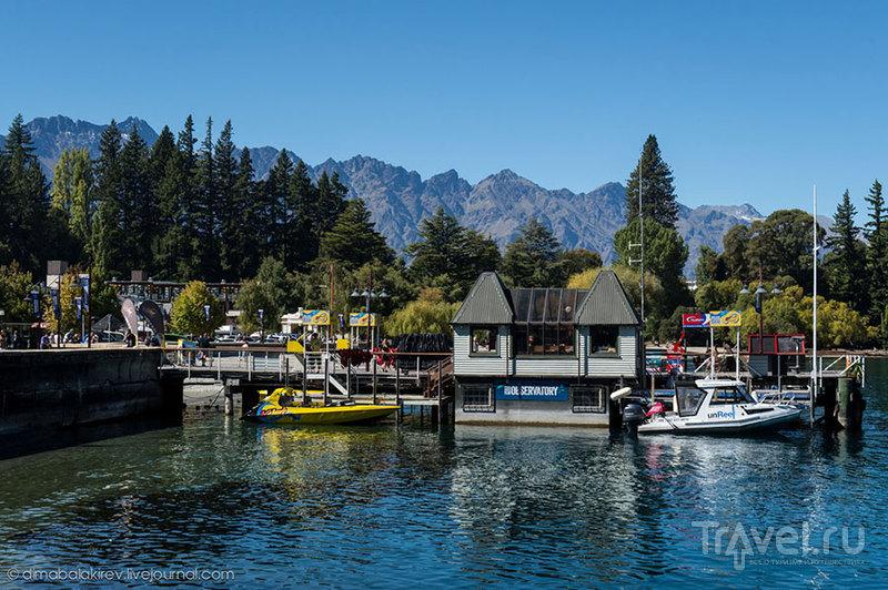 Куинстаун, Новая Зеландия / Фото из Новой Зеландии