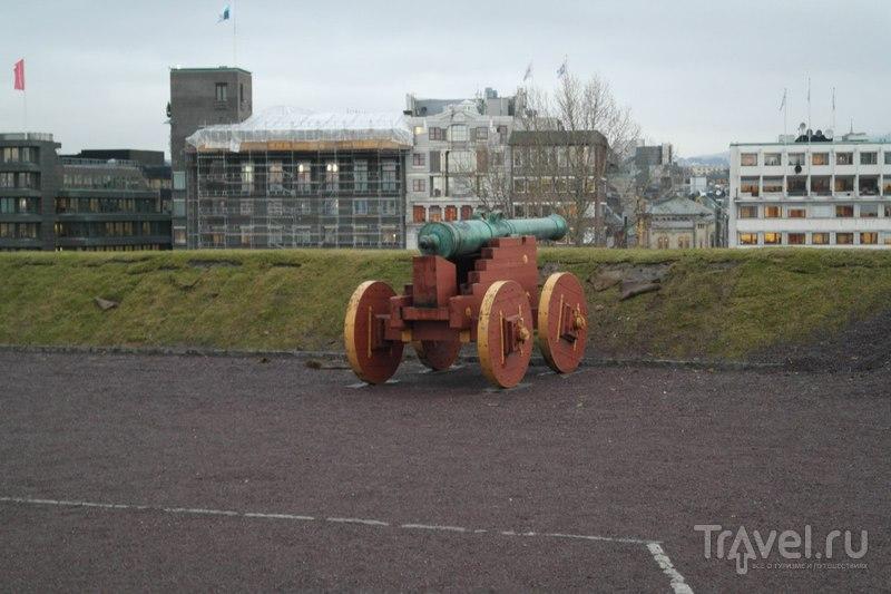Замок-крепость Акерсхус и музеи / Норвегия