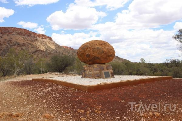 Пустыня и Kings Canyon / Австралия