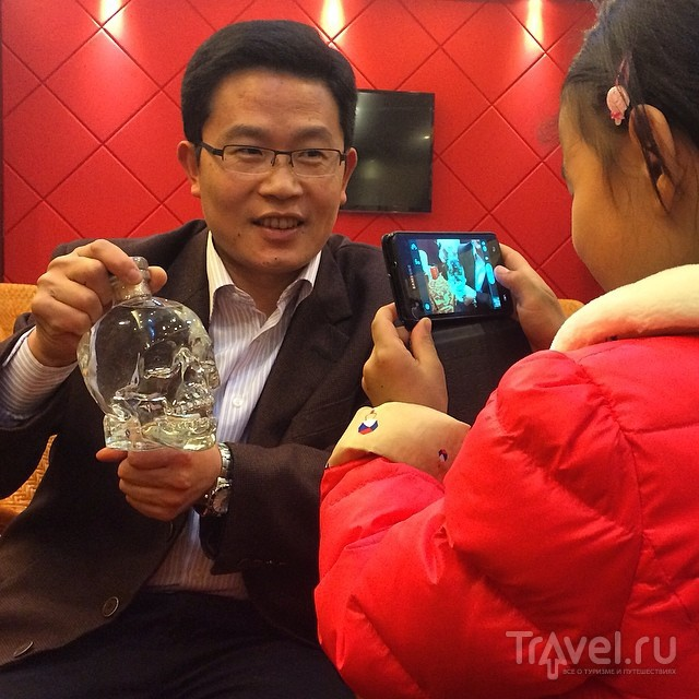 Как пьют китайцы / Китай