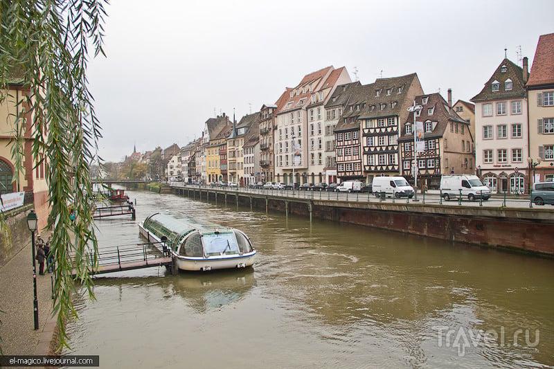 р.Иль. Страсбург, Франция / Фото из Франции