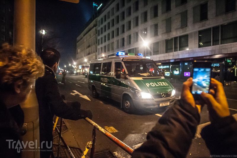 Как правильно отмечать Новый Год в Берлине / Германия