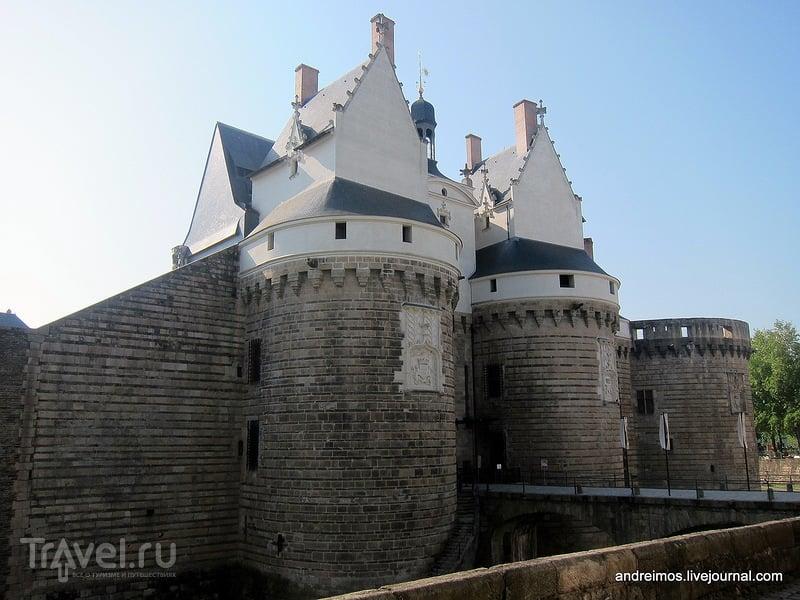 Замок герцогов Бретонских. Нант, Франция / Фото из Франции