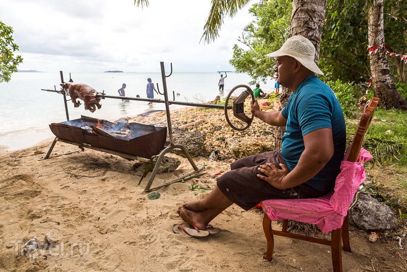 В государстве Тонга / Фото с Тонга