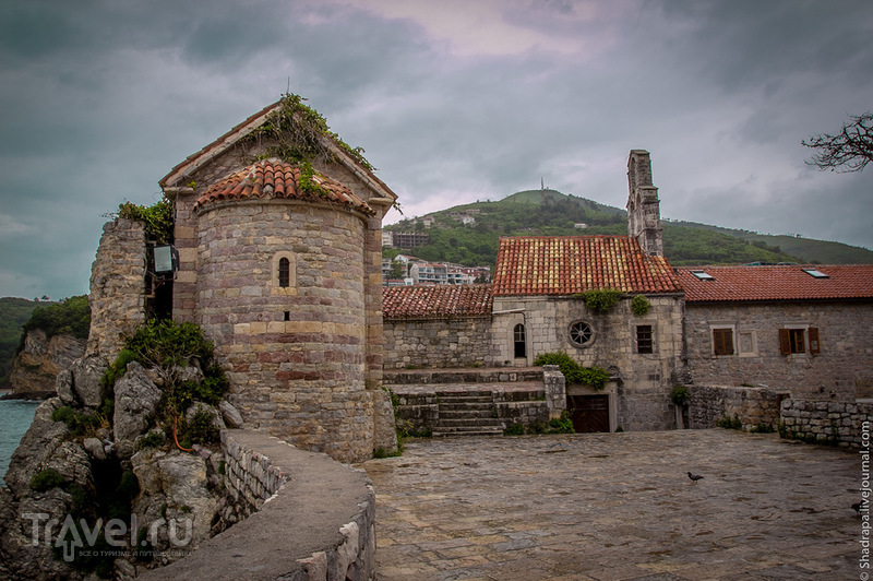 Будва. Черногория / Фото из Черногории