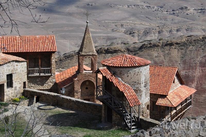 Монастырь Давид Гареджи, Грузия / Фото из Азербайджана