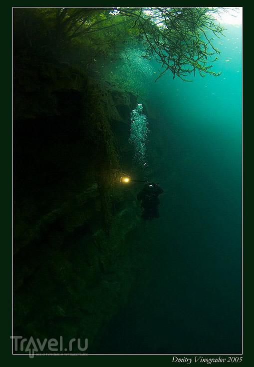 Дайвинг в Кабардино-Балкарии / Фото из России