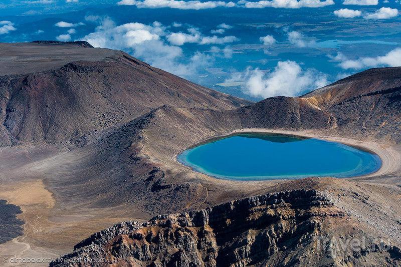 Национальный парк Тонгариро. Новая Зеландия / Фото из Новой Зеландии
