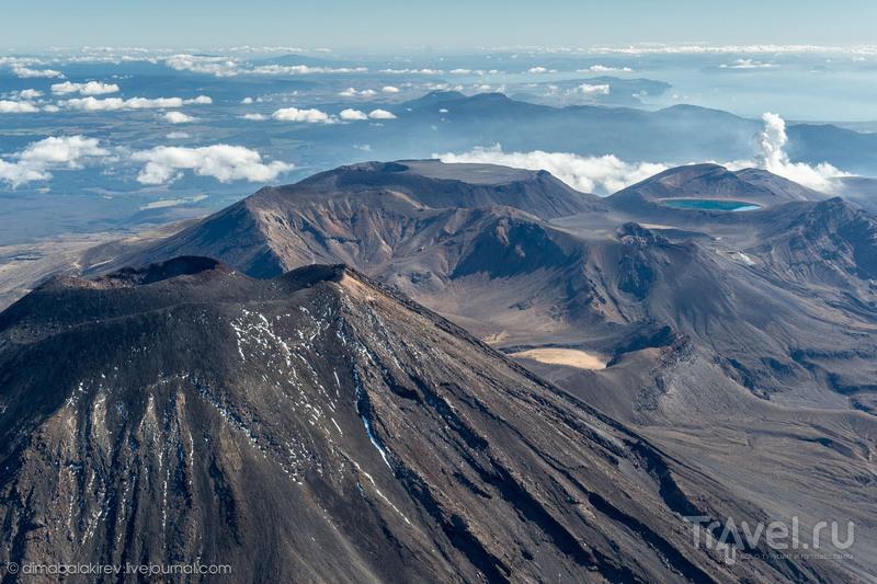 Новая Зеландия. Национальный парк Тонгариро / Фото из Новой Зеландии