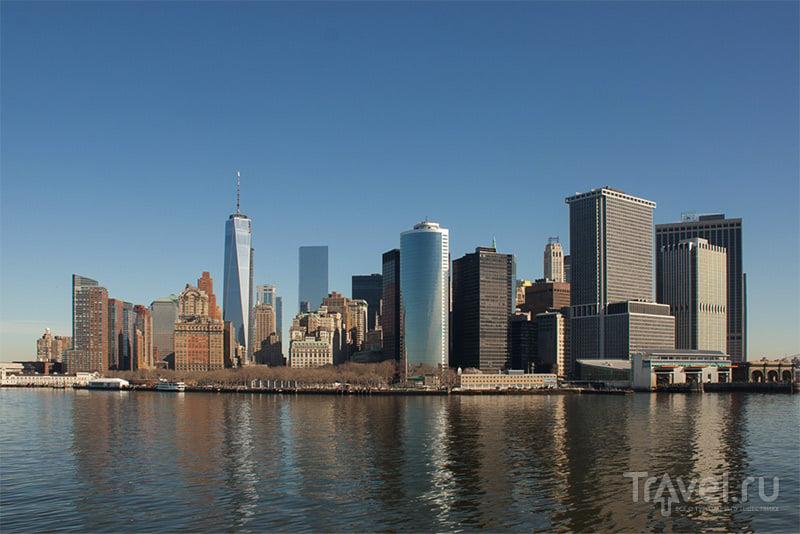 Нью-Йорк, США / Фото с Виргинских островов (США)