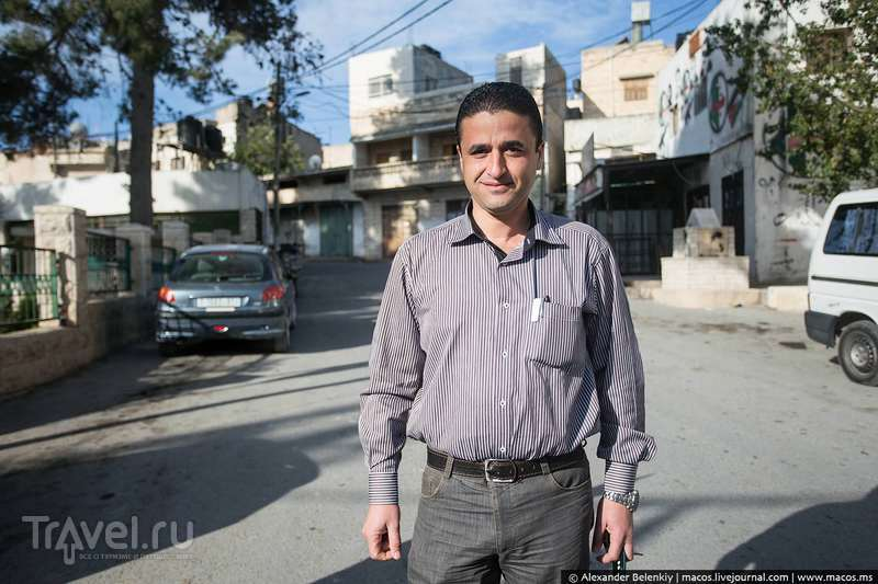 Страшно ли ехать в Палестину? / Фото из Палестины